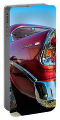56 Chevy Bel Air Portable Battery Charger
