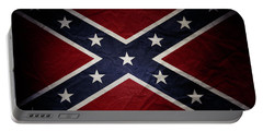 Confederate Flag 8 Portable Battery Charger