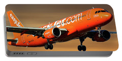 Easyjet 200th Airbus Livery Airbus A320-214 Portable Battery Charger