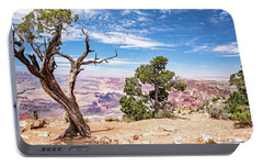 Portable Battery Charger featuring the photograph Grand Canyon, Arizona by A Gurmankin