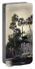Winslow Homer Portable Battery Chargers