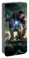 Iron Man 3 Portable Battery Charger