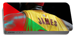 Lebron James Collection Portable Battery Charger
