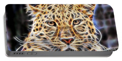 Leopard Collection Portable Battery Charger