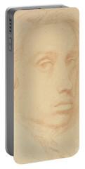 Self-portrait Portable Battery Charger