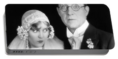Silent Film Still: Wedding Portable Battery Charger