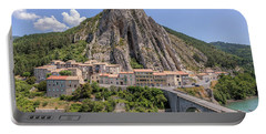 Sisteron - France Portable Battery Charger