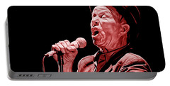 Tom Waits Collection Portable Battery Charger