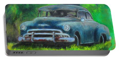 50 Chevy Portable Battery Charger