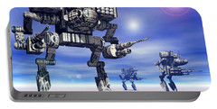 501st Mech Trinary Portable Battery Charger