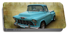 55 Stepside Portable Battery Charger by Keith Hawley