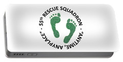 55th Rescue Squadron Portable Battery Charger