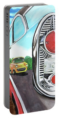 56 Chevy Reflections Portable Battery Charger