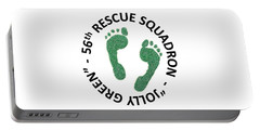 56th Rescue Squadron Portable Battery Charger