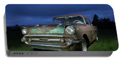 57' Chevrolet Portable Battery Charger