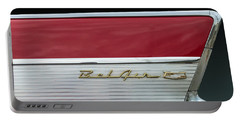 57 Chevy Bel Air Portable Battery Charger