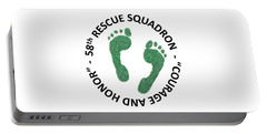 58th Rescue Squadron Portable Battery Charger
