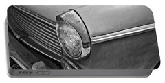1964 Austin Westminster - Detail Portable Battery Charger by Cendrine Marrouat