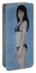 At The Lake Portable Battery Charger