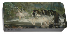 Ballet At The Paris Opera Portable Battery Charger