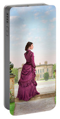 Beautiful Victorian Woman Portable Battery Charger
