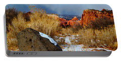 Captiol Reef National Park  Portable Battery Charger