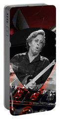 Eric Clapton Art Portable Battery Charger