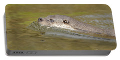 European Otter Portable Battery Charger