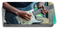 Guitar Portable Battery Charger