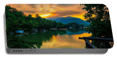 Lake Lure Portable Battery Charger