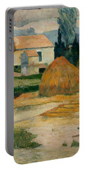 Landscape Near Arles  Portable Battery Charger