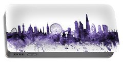 London England Skyline Portable Battery Charger