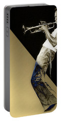 Miles Davis Collection Portable Battery Charger
