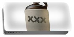 Moonshine Jug Portable Battery Charger