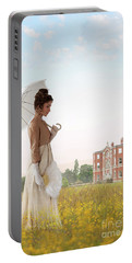 Regency Woman Portable Battery Charger