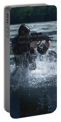 Special Operations Forces Soldier Portable Battery Charger