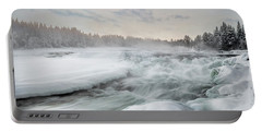 Storforsen - Sweden Portable Battery Charger