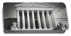 Supreme Court Building Portable Battery Charger