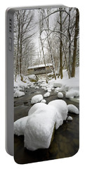 Tannery Hill Covered Bridge Portable Battery Charger