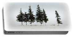 6 Trees Portable Battery Charger