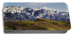 Wasatch Mountains Portable Battery Charger