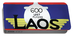 600 Lost Flyers Portable Battery Charger