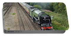 60163 Tornado At Tupton Portable Battery Charger
