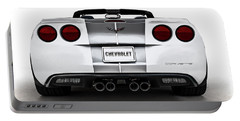 60th Anniversary Corvette Portable Battery Charger