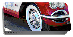 61 Corvette Portable Battery Charger