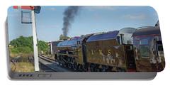 6201 Princess Elizabeth At Swanwick Station Portable Battery Charger