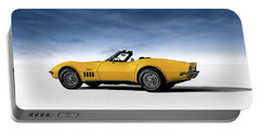 '69 Corvette Sting Ray Portable Battery Charger