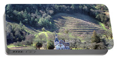 6b6312 Falcon Crest Winery Grounds Portable Battery Charger