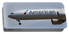 American Airlines Boeing 777 Portable Battery Charger