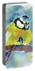 Bird Portable Battery Charger by Kovacs Anna Brigitta